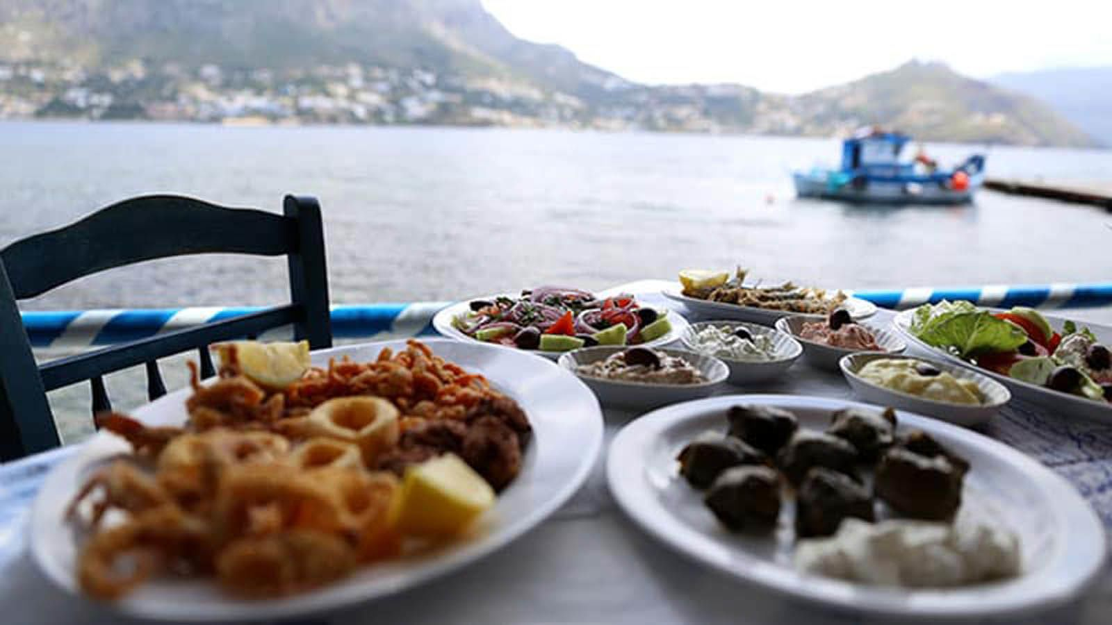 What To Eat In Zante